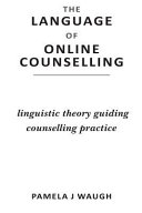The Language Of Online Counselling