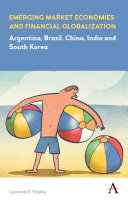 Book Emerging Market Economies and Financial Globalization