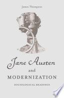 Jane Austen and Modernization