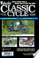 Walneck S Classic Cycle Trader January 2007