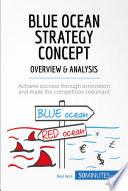 Blue Ocean Strategy Concept   Overview   Analysis
