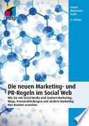 Die neuen Marketing  und PR Regeln im Social Web