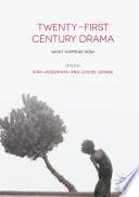 Twenty First Century Drama Book PDF