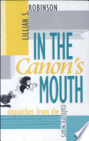 In the Canon s Mouth