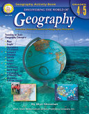 Discovering the World of Geography, Grades 4 - 5