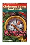 Christmas Cakes Cookbook