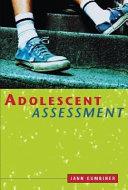 Adolescent Assessment