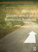 Gender, Governance and Feminist Analysis
