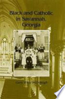 Black And Catholic In Savannah Georgia