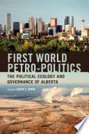 Book First World Petro Politics