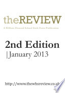 The WHS Review   Edition 2