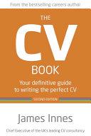 The CV Book 2nd edn