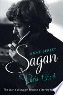 Sagan  Paris 1954