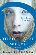 Memory of Water by Emmi Itäranta
