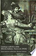 Catalogo collettivo della libreria italiana. Nuova ed. [With]