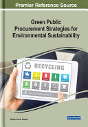 Green Public Procurement Strategies for Environmental Sustainability