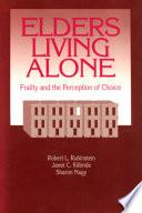 Elders Living Alone