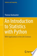An Introduction to Statistics with Python