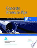 Concrete Pressure Pipe, 3rd Ed. (M9)
