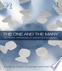 The One and the Many Psychotherapy Applies Advances In Relational Psychoanalysis