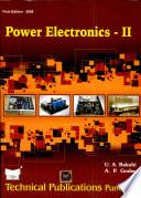Power electronics   II