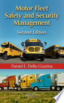Motor Fleet Safety and Security Management  Second Edition Book PDF