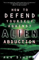 How to Defend Yourself Against Alien Abduction Book PDF