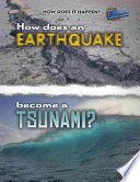 How Does an Earthquake Become a Tsunami