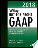 Wiley Not for Profit GAAP 2018