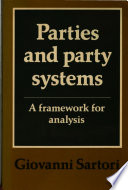 Parties and Party Systems  Volume 1