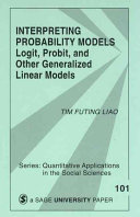 Interpreting Probability Models
