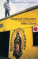 Magical Urbanism