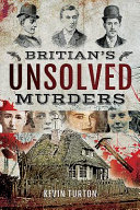 Britain's Unsolved Murders Pdf/ePub eBook