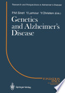 Genetics and Alzheimer's Disease