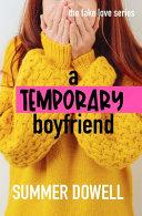 A Temporary Boyfriend Book PDF
