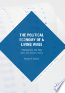 The Political Economy Of A Living Wage