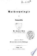 Anthropologie der Naturvolker