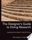 The Designer s Guide to Doing Research