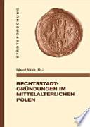 Rechtsstadtgründungen im mittelalterlichen Polen