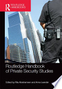 Routledge Handbook Of Private Security Studies book