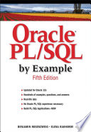 Oracle PL SQL by Example