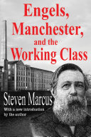 Engels, Manchester, and the Working Class Book