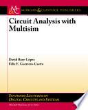 Circuit Analysis with Multisim