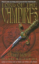 Book Lord of the Vampires