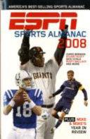 ESPN Sports Almanac 2008 Book PDF