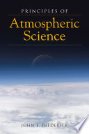 Principles of Atmospheric Science