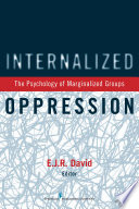 Internalized Oppression