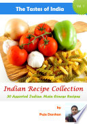 The Tastes of India Recipes Cookbook