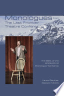 Monologues from The Last Frontier Theatre Conference