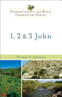 download ebook 1, 2 & 3 john (understanding the bible commentary series) pdf epub